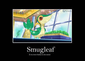 Smugleaf by killerboss2