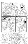 TMNT New Animated Adventures #13 PG by Bloodzilla-Billy