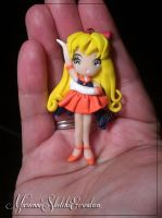 Sailor Venus by DarkettinaMarienne