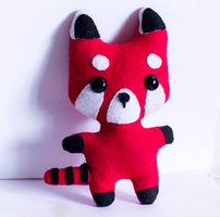 Red Panda by candypow