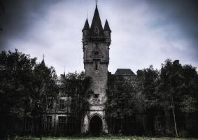 Chateau de Noisy 14 by Bestarns