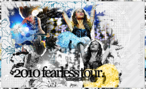 2010 fearless tour. by nadakills