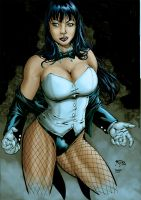 Zatanna_colors 01 by Troianocomics