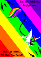 Let the Rainbow Remind You by Lightning-Bliss