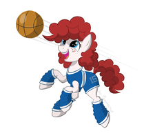 Basketball Pony by Ponyarchuk