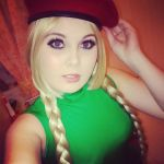 Cammy Cosplay WIP by GraceyDarling