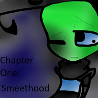 The story of Miz Chapter one cover by ExileEmily
