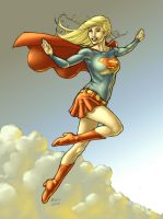 Super girl by KaRzA-76