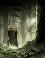 the Hunter by syam-arifin