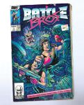 Battle Bros. Comic Cover by RockyDavies