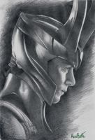 Loki by foxyjoy