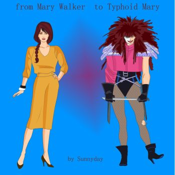 From Mary Walker To Typhoid Mary by sunnyday2000