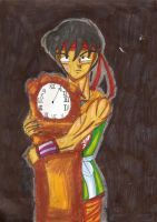 Time-Clock Yamcha by YamchaFan91