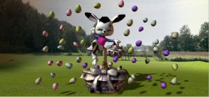 Easter 2014 by HectorNY