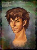 Roland--Official Portrait by Dorothy-T-Rose