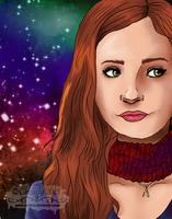 Amelia Pond by Chrisily