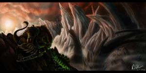 Screaming Lands by BlackChaos666