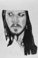 Jack Sparrow - in process [2] by sun-shine03
