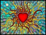 Heart Graffiti by Direct2Brain
