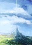 Mountain by Kelshray