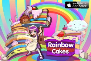 Rainbow Cakes cover by Moogl