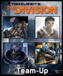 My Team-Up for 'Tom Clancy's The Division' by benoski