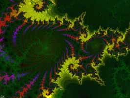 Singularities under Attack by FractalMonster