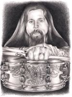 Chris Adler by Z-ompire