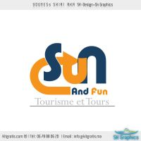 Sun And Fun Logo T1 by sk-design