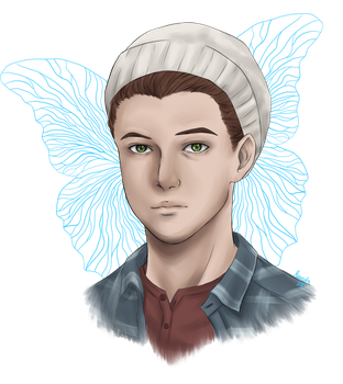 [Until Dawn] Josh by Maneodra