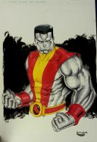 colossus precon commission by Sajad126