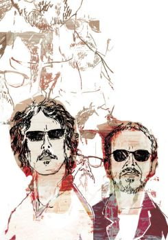 coen brothers by chilliy