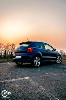 Polo R-Line by Estranged89