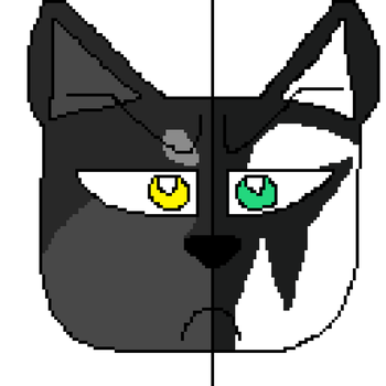 (G) - I changed...(pixel headshot) by ShadowTheLeader