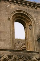 Glastonbury Abbey 4 by FoxStox