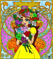 Princess Daisy N64 version by Princesa-Daisy