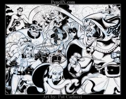 2005 Fantastic Four by PatCarlucci