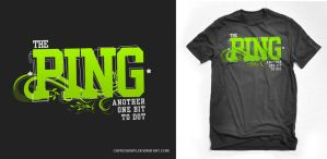Ping Shirt Design by capiogwapo
