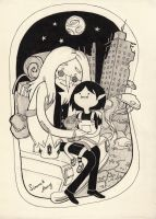 Simon and Marcy by AnnikeAndrews