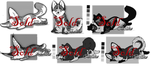 Adoptables auction// CLOSED by Belliko-art