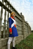 Axis Powers Hetalia : America (Revolutionary War) by Ray-DDDDD