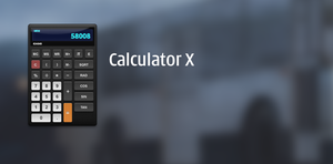Calculator X by moshiAB