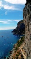 Missing Italy: Capri by usagicassidy