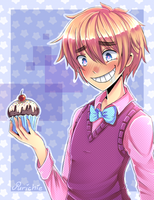 [APH] 2p!England by Purichie