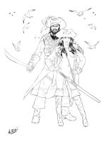 Fae And Blackbeard by PVproject