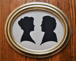 Matthew and Mary Crawley by fit51391
