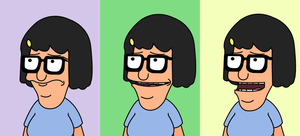 Tina Stop Doing the Face by Animalsss
