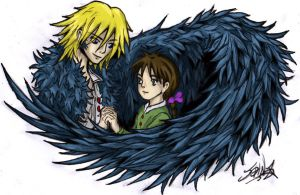 Howls moving Castle by SoulSoDeep