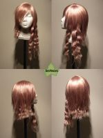 Wig Commission - Lightning by kyos-girl