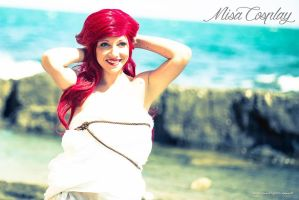Ariel thelittlemermaid by FrancescaMisa